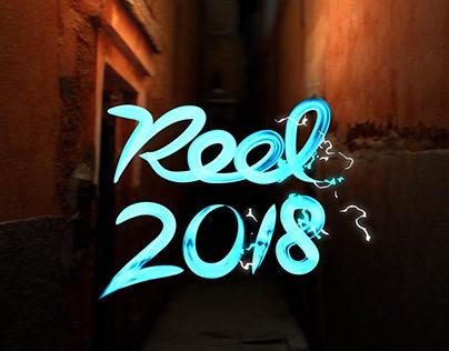 Motion Design Showreel 2018