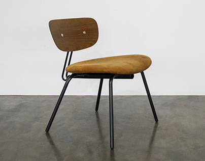 BRIGGS LOUNGE CHAIR - designed for District Eight