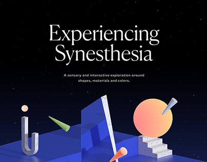 Experiencing Synesthesia