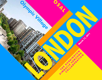 London Olympic Village