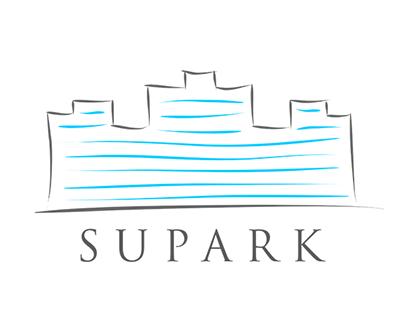 Supark Logo Design