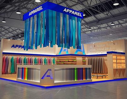 Аппарель (выставочный стенд)