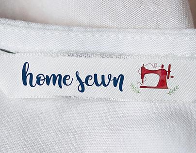 Home Sewn Logo