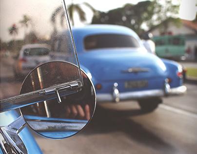 CUBA - Take the road