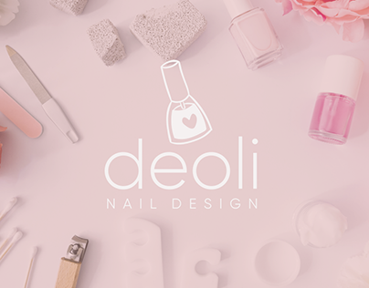 Branding Deoli Nail Design