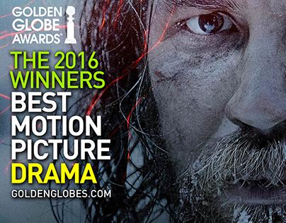 Golden Globe Winners 2016 | Best Motion Picture - Drama