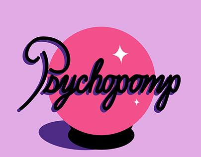 Psychopomp Podcast Logo