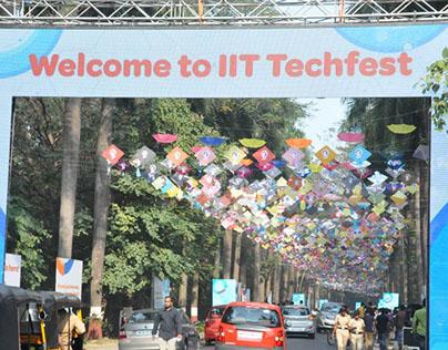IIT TechFest Event - 2015, Mumbai