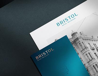 BRISTOL HOTEL // branding identity