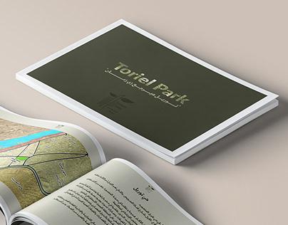 Toriel Park - graphic & architecture design