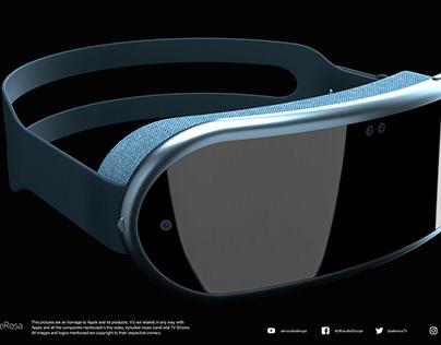 Apple View VR Digital Crown