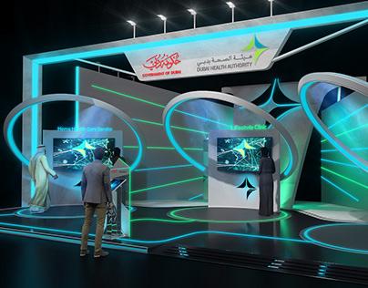 DHA ARAB HEALTH 2019
