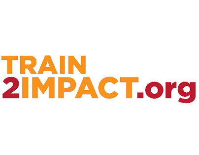 Train2Impact Logo and Branding