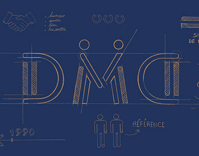 DMC — Brand design
