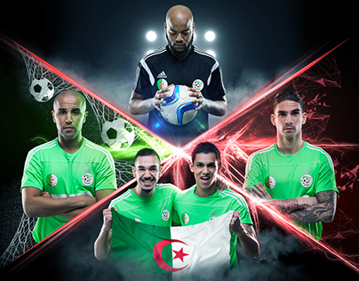 ALGERIA CAN 2015 - FOOTBALL DZ TEAM