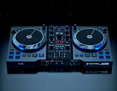 ▼▲ Once In A While Renders № 38 DJ Control Air +