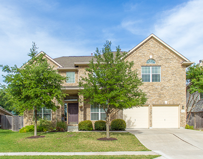 {real estate} round rock house