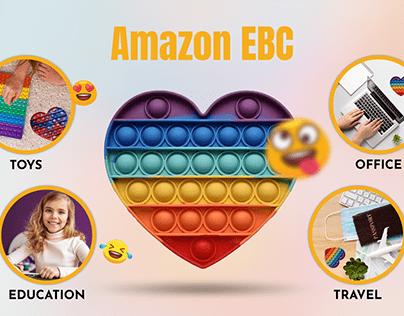 Pop-it Toy EBC - Amazon Project