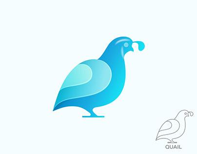 Quail logo design