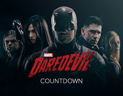 Daredevil Countdown