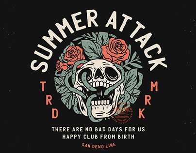 summer attack _NOT EXCLUSIVE SALE!!!