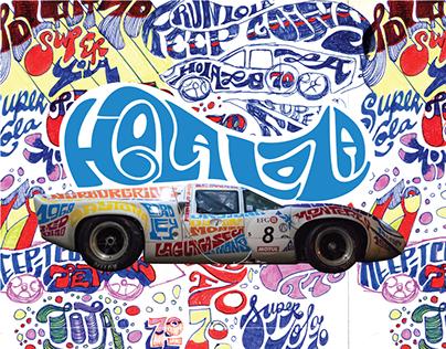 LOLA T70 Classic Custom Art