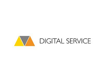 Logo M Digital Service
