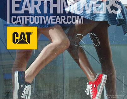 Portugal AD Campaign CAT Earthmovers
