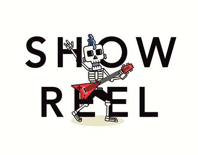 Show Reel Motion Graphics _ Vol.1
