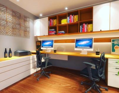 Smart Study Room