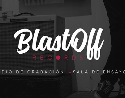 BlastOff - Identidad