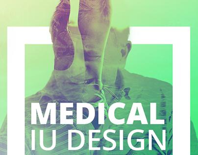 Medical UI Design 2016