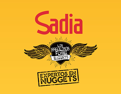 LOS FABULOSOS FLYING NUGGETS SADIA