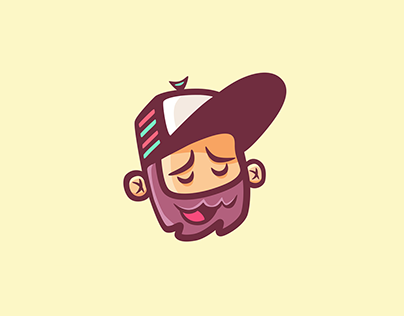 A copy of a dribbble's work