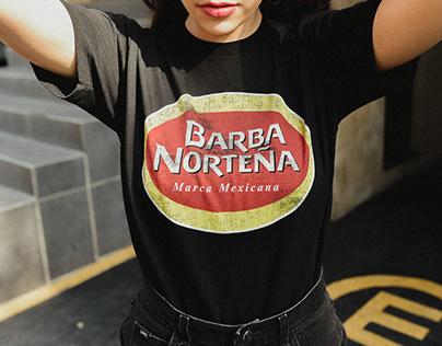 Barba Norteña Colección Calles 2018