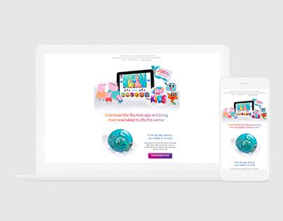 Sky Kids - Download the app