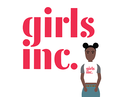 Girls Inc. | Promotional Motion Graphic