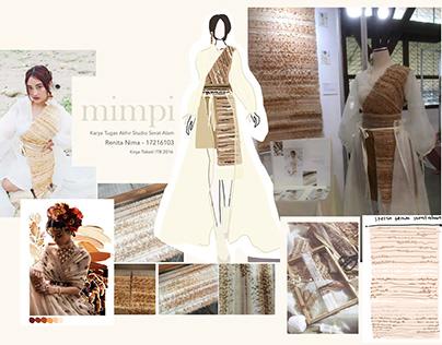 """""""Mimpi"""" Natural Fiber & Dyes Exploration"""