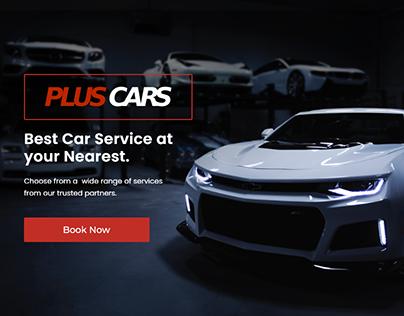 Plus Cars - Best Car Service | Car Repair
