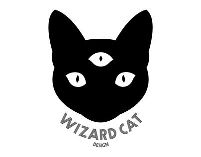 Wizard Cat Design