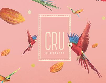 CRU CHOCOLATE | Branding