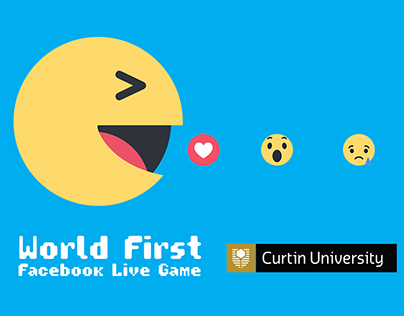 Facebook Live Game - Pacman
