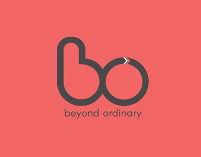 beyond ordinary (rebranding)