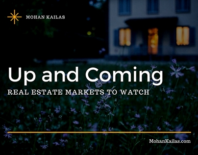 Up and Coming Real Estate Markets to Watch