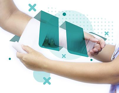 Advanced Woundcare: Brand Identity Design