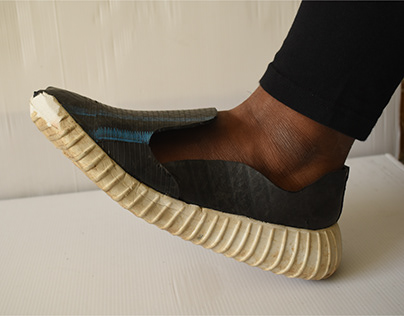 Up-cycled Shoes