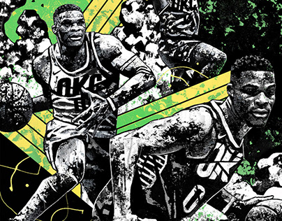 MOUNTAIN DEW X NBA ALLSTARS 2019