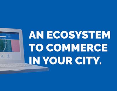Compra na Cidade | UI Design