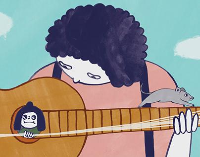Music video for Yoshitoo!