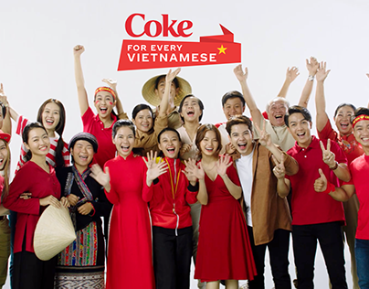 Coke is for Everyone. Coke is for every Vietnamese.